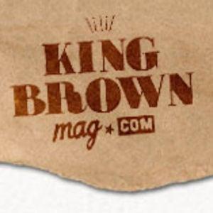 Profile picture for KINGBROWN Magazine