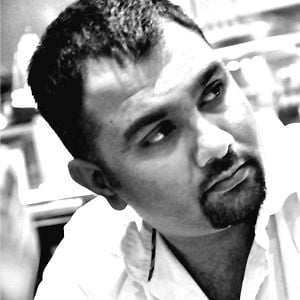 Profile picture for Nitin Mathew