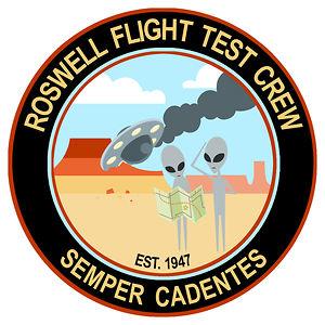 Profile picture for RoswellFlightTestCrew