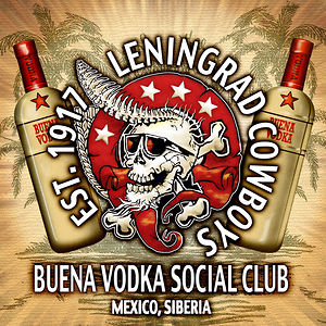 Profile picture for Leningrad Cowboys Official