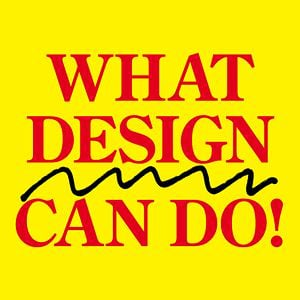 Profile picture for What Design Can Do