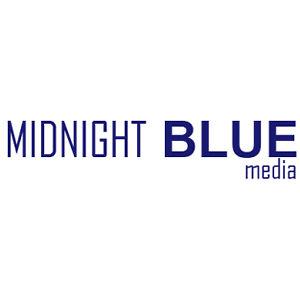 Profile picture for MIDNIGHT BLUE Media