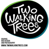 Two walking trees