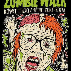 Profile picture for Montreal Zombie Walk