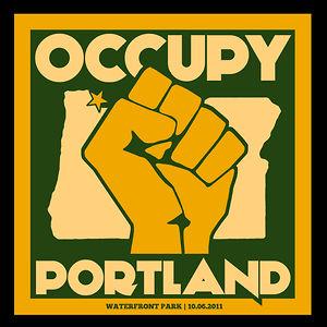 Profile picture for Occupy Portland