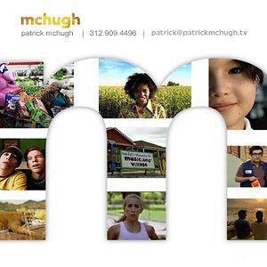 Profile picture for Patrick McHugh