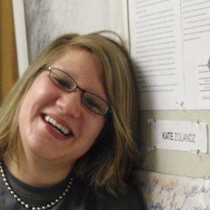 Profile picture for Kate Zolandz