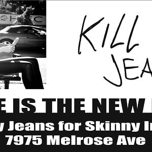 Profile picture for Kill City Jeans