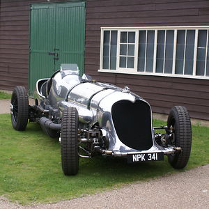 Profile picture for Brooklands Museum