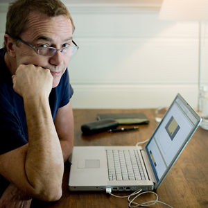 Profile picture for Larry Frey, Writer
