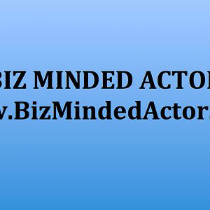 Profile picture for Biz Minded Actor™