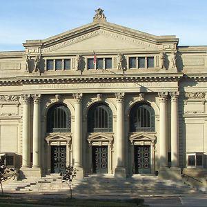 Profile picture for Cincinnati Memorial Hall