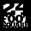 24 Foot Square
