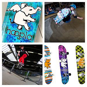 Profile picture for hoopla skateboards