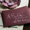Kathryn Murray Calligraphy