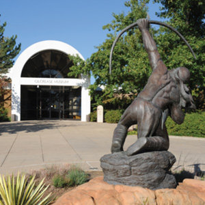 Profile picture for Gilcrease Museum