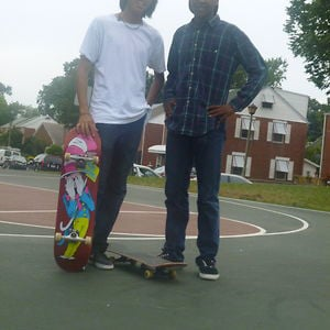 Profile picture for First Skateboards