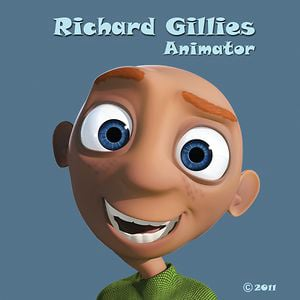Profile picture for Richard Gillies
