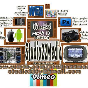Profile picture for Studio22media