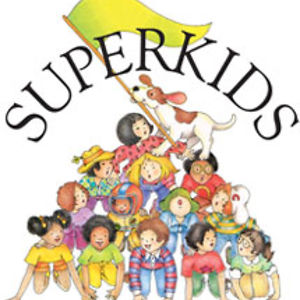 Image result for superkids clipart