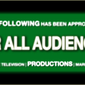 Profile picture for For All Audiences Productions