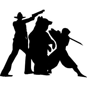 Profile picture for Cowboy Bear Ninja