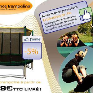 Profile picture for France Trampoline