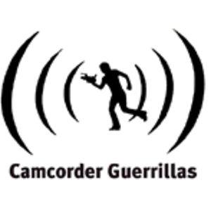 Profile picture for Camcorder Guerrillas