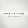 HORN & BRANDS