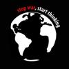 stop war, start thinking