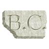 B. C.