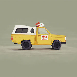 Profile picture for Pizza Planet Truck