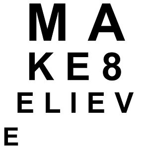 Profile picture for MAKE8ELIEVE