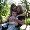 Allan, Fiona and Harley Hastie