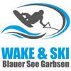 Wake & Ski Blauer See