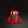 Little Red Robot