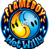 Flameboy vs. Wet Willy