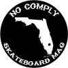 No Comply Skateboarding Magazine