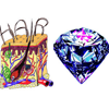Hair and Diamonds