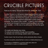 Crucible Pictures