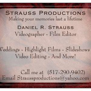 Profile picture for Daniel Strauss