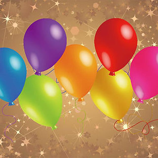 Одиночеством, с днем рождения шарики воздушные гифы