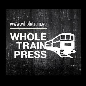 Profile picture for Whole Train Press
