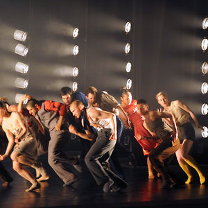 Profile picture for Hofesh Shechter Company