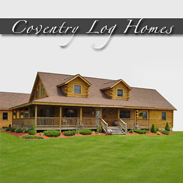 Coventry log homes on vimeo for Coventry home builders