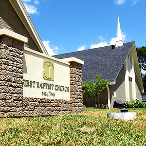Profile picture for First Baptist Church Sealy