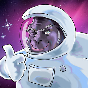 Profile picture for Apes in Space
