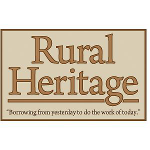 Profile picture for Rural Heritage