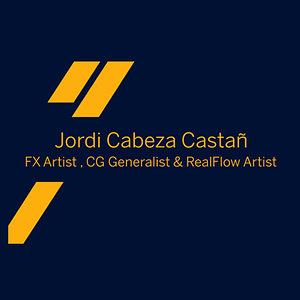 Profile picture for Jordi Cabeza Castañ