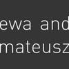 Ewa and Mateusz